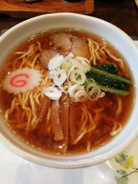 「相模橋本らーめん今味(醤油味)」@麺や 菜かむらの写真