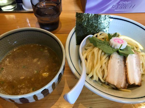「本日の煮干しつけ麺」@蕾 煮干 分家の写真
