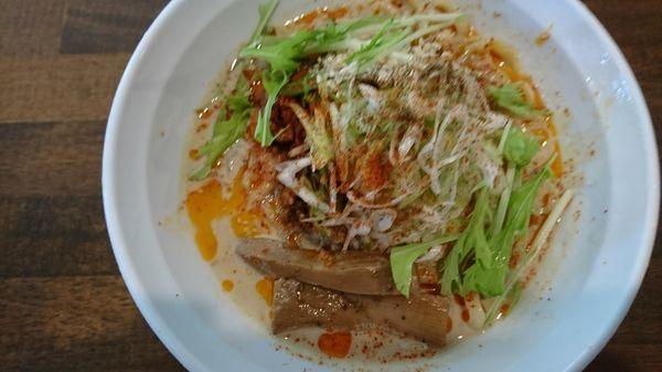 「(限定)冷やし担々麺」@ラーメン 和なりの写真