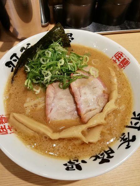 「らぁ麺」@麺屋 庄太 赤坂店の写真