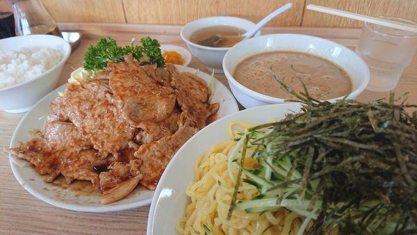 「冷やしつけ麺」@西華の写真