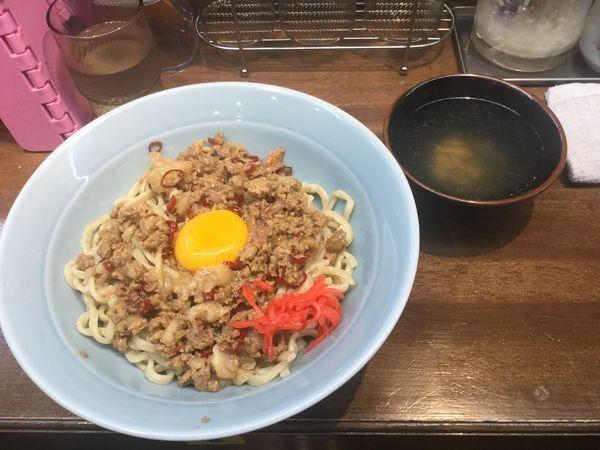 「マシライス・ライス→麺変更200g(¥750)」@立川マシマシ OGKB店の写真