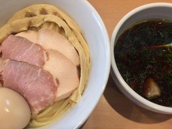 「特製つけ麺¥1050」@らぁ麺 はやし田 横浜店の写真