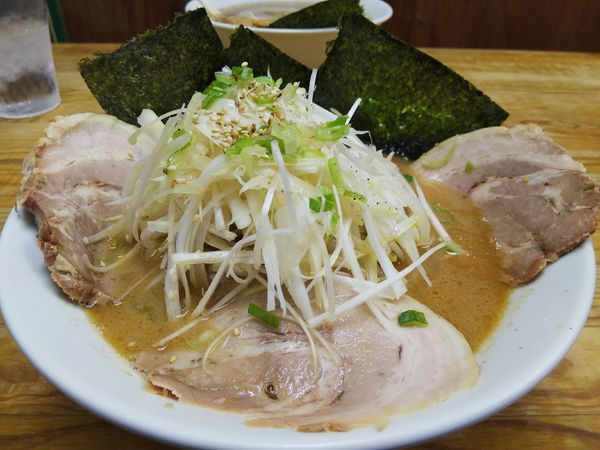 「めんこい」@九州大分ラーメン 麺恋亭 中華街店の写真