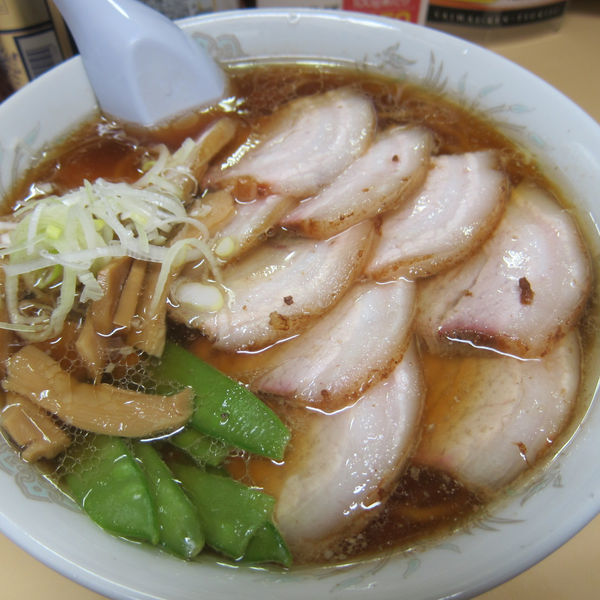 「チャーシュー麺 1,000円」@幸軒の写真