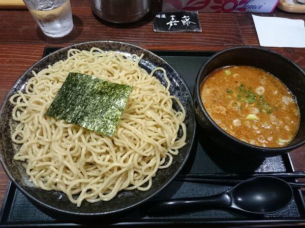 「胡麻つけそば(大盛)」@麺屋 嘉藤の写真