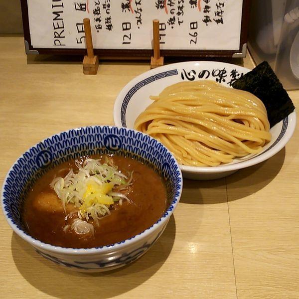 「濃厚つけ麺(中盛)」@心の味製麺の写真