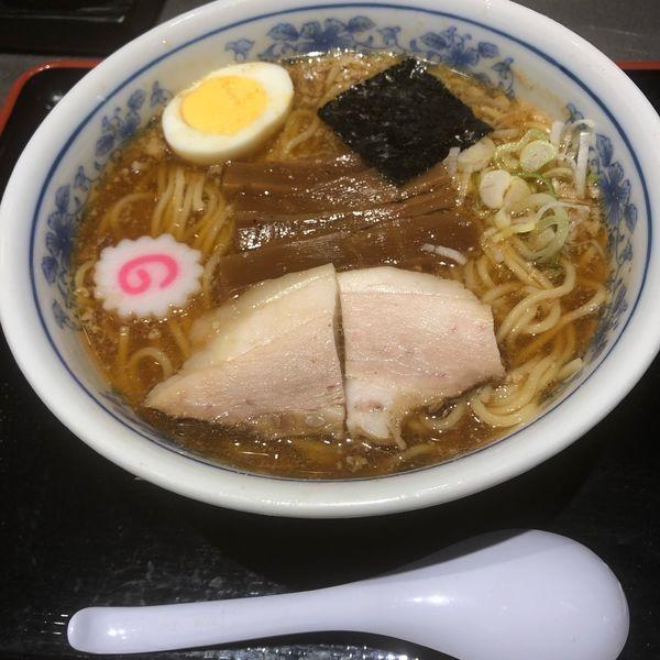 「中華そば」@松戸富田麺絆の写真