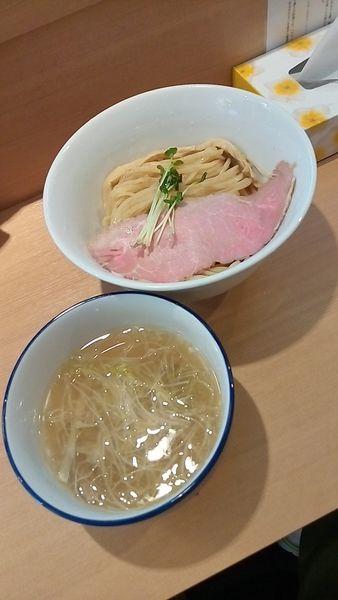 「つけ麺850円」@中華そば 流川の写真