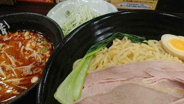 「薬膳つけ麺」@横道の写真