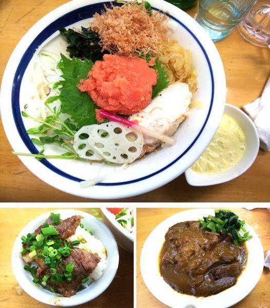 「【限定葉月】稚加榮明太子粒子和え蕎麦B 2000円」@MENYA 食い味の道有楽の写真