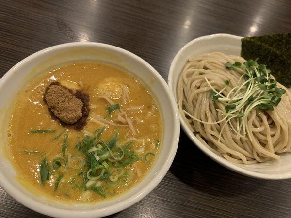 「鶏白湯つけ麺」@鶏そば 一瑳の写真