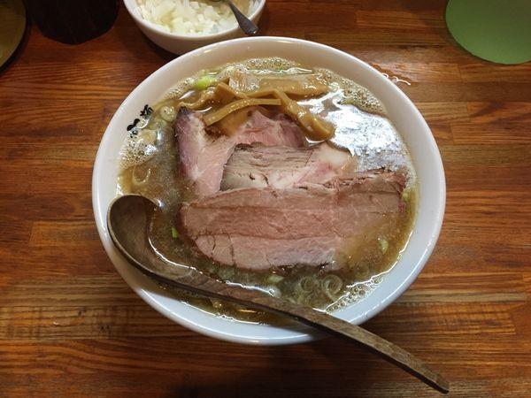 「ちゃあしゅう麺」@麺 高はしの写真