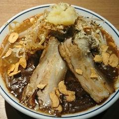 金澤濃厚豚骨ラーメン 神仙の写真