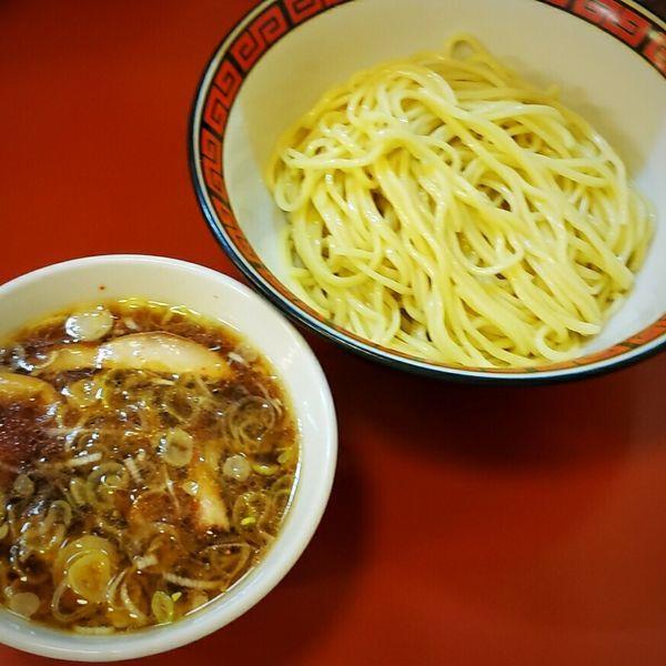 「つけ麺(並)780円」@中華そば 華丸の写真