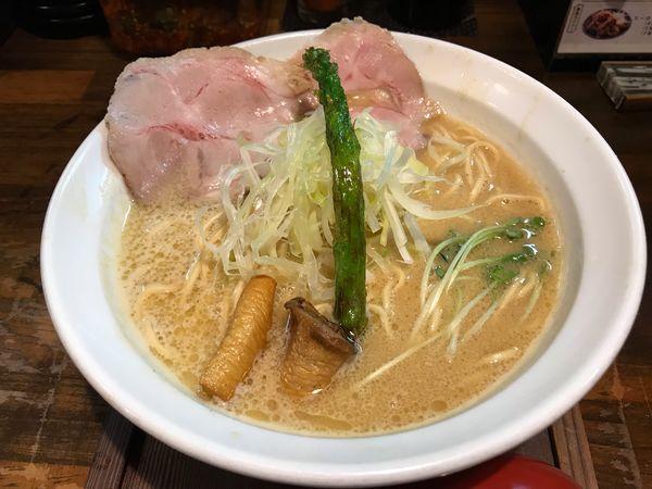 「鶏極濃  750円」@麺69チキンヒーローの写真
