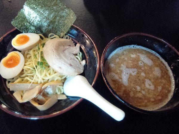 「つけ麺820円」@上尾らぁめん 本店の写真