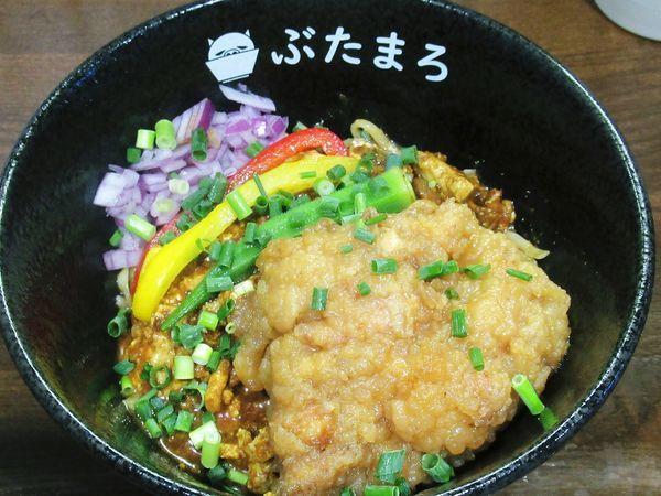 「【限定】冷やしスパイシーカリー麺(800円)」@らーめんぶたまろの写真