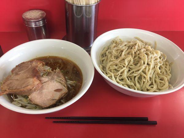 「つけ麺小」@ラーメン二郎 茨城守谷店の写真