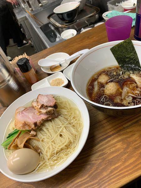 「特製つけ麺1080円。」@らぁめん 夢の写真