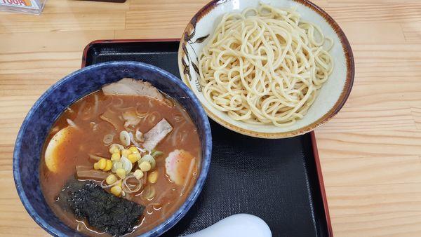 「味噌つけ麺」@奥州大勝軒 ちばの写真