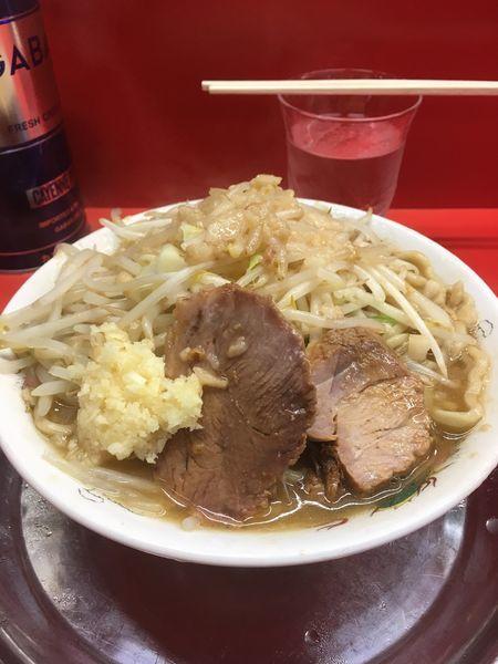 「小ラーメン」@麺でる 戸越店の写真