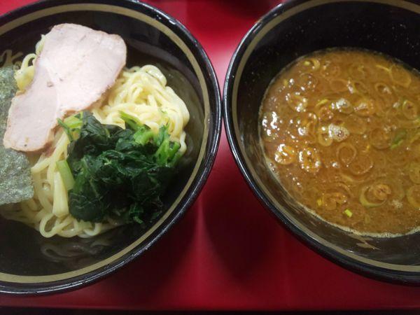 「カレーつけ麺」@家系ラーメン 王道家の写真
