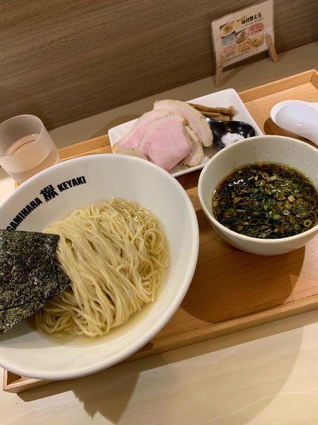 「特つけ麺1150円+味付替え玉200円。」@Sagamihara 欅の写真