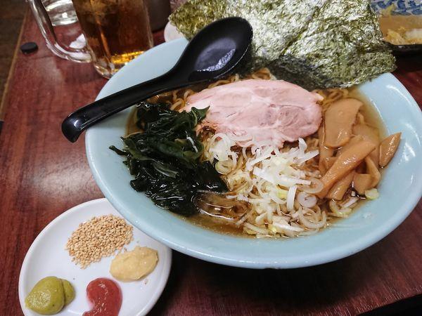 「冷やしラーメン800円 他いろいろ」@ガットコ食堂 大の写真