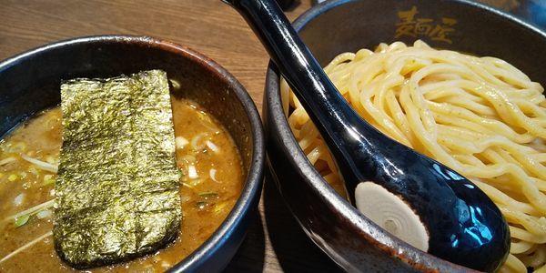 「濃厚つけ麺太麺」@麺屋 一路の写真