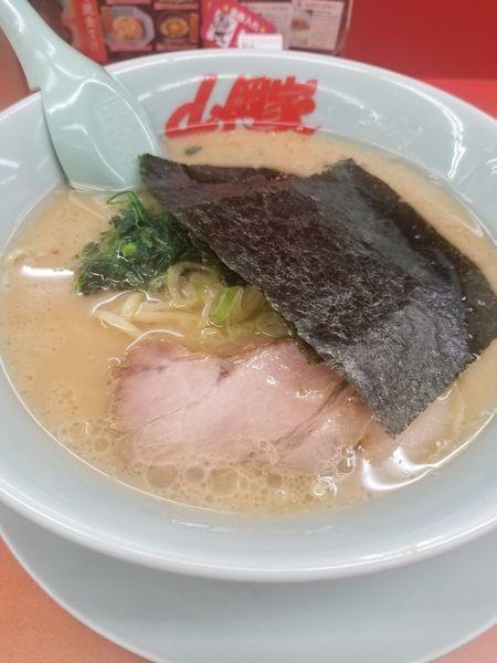 「醤油ラーメン」@ラーメン山岡家 桑名店の写真