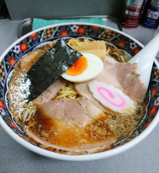 「しょうゆ拉麺」@玉川大盛軒の写真