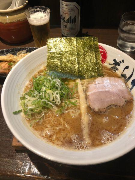 「豚そば」@ぎんや 津チャム店の写真