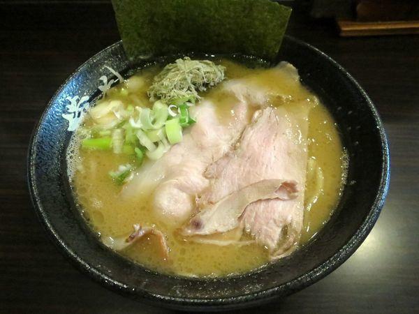 「横道らーめん 780円」@横道の写真