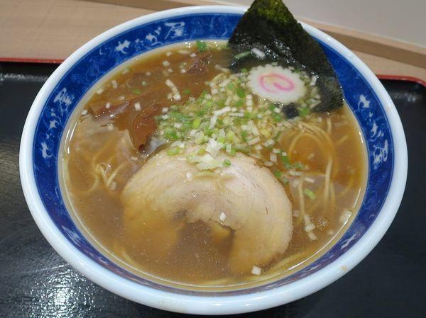 「らーめん 830円」@せたが屋 pasar蓮田店の写真