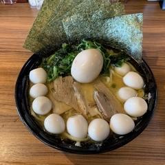 横浜家系ラーメン 道三家の写真