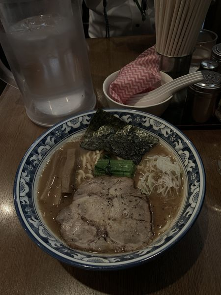 「2号ラーメン:780円」@ラーメン 雷鳥の写真