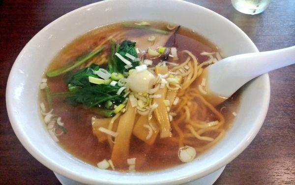 「拉麺」@野庭飯店の写真