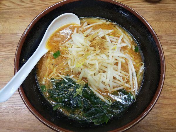「味噌ラーメン(¥610)」@ラーメン専科 新石和店の写真