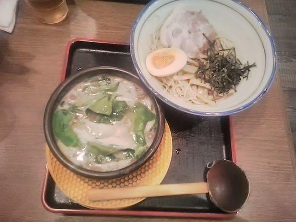 「海豚つけ麺(940円)」@ラーメン猪太の写真