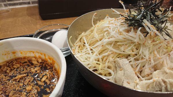 「冷やしつけ麺」@マルキン本舗 東松山店の写真