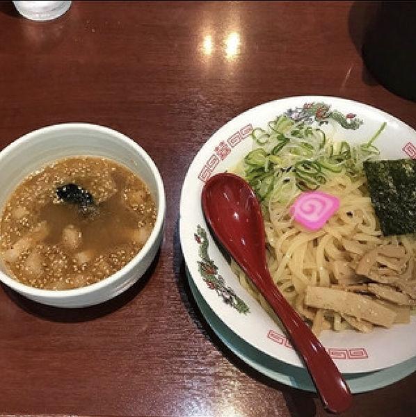 「つけ麺」@龍鳳閣の写真