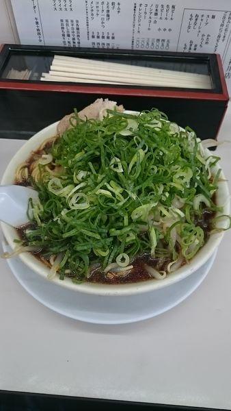 「中華そば(並)」@新福菜館 天神川店の写真