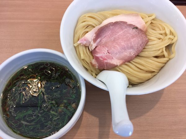 「つけ麺」@らぁ麺 はやし田 横浜店の写真