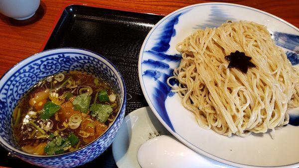 「つけそば 750円」@食煅 もみじの写真