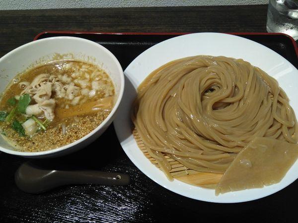 「肉そば(ハイブリッド麺)¥880」@自家製うどん うどきちの写真