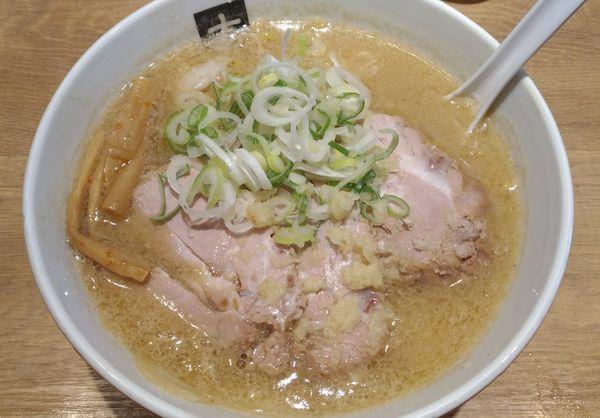 「味噌ラーメン+チャーシュー」@大島の写真