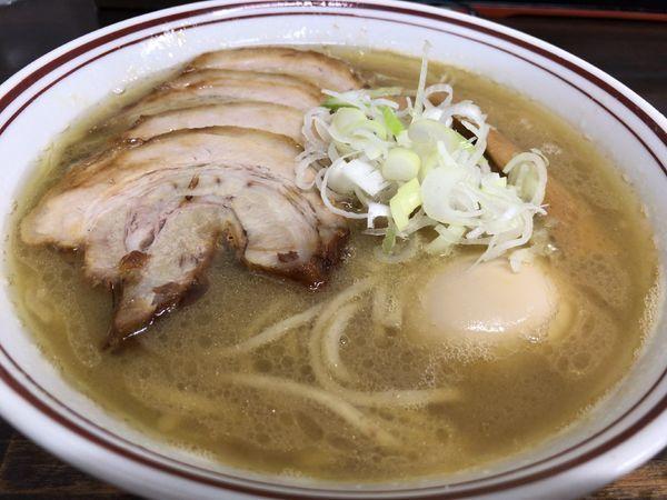 「つるやとんこつ」@らー麺 つるやの写真