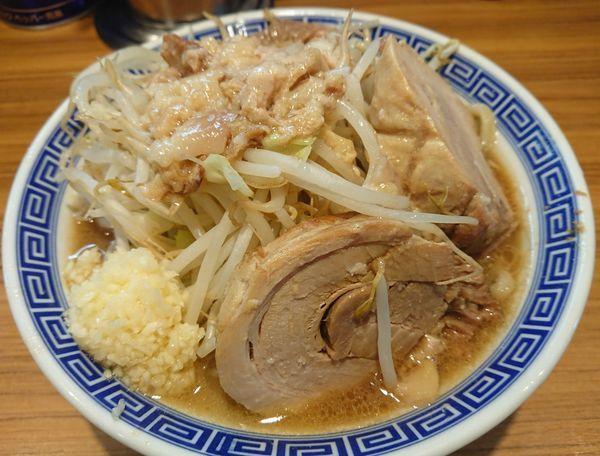「ラーメン(並)+豚1枚」@びんびん豚の写真