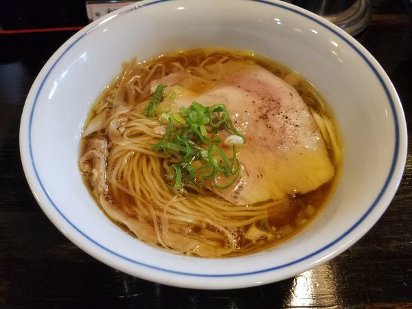 「尼ロック」@らぁめん矢 ロックンビリースーパーワンの写真